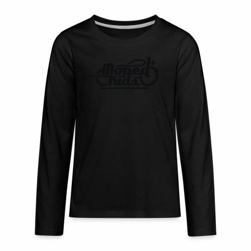 Moped Kids / Mopedkids (V1) - Teenagers' Premium Longsleeve Shirt