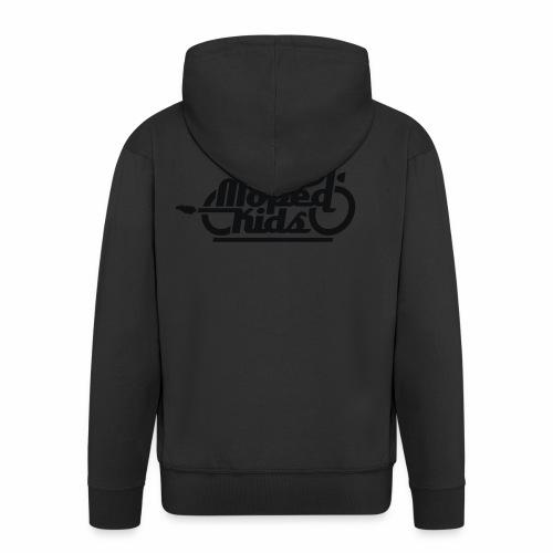 Moped Kids / Mopedkids (V1) - Men's Premium Hooded Jacket