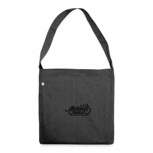 Moped Kids / Mopedkids (V1) - Schultertasche aus Recycling-Material