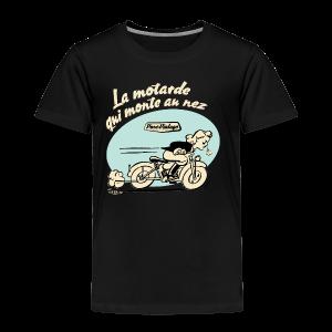 La motarde