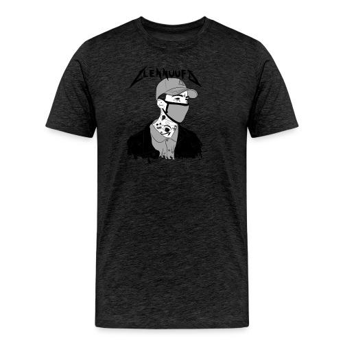 cartoonuufd - Mannen Premium T-shirt