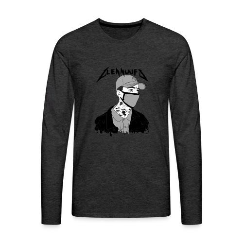 cartoonuufd - Mannen Premium shirt met lange mouwen