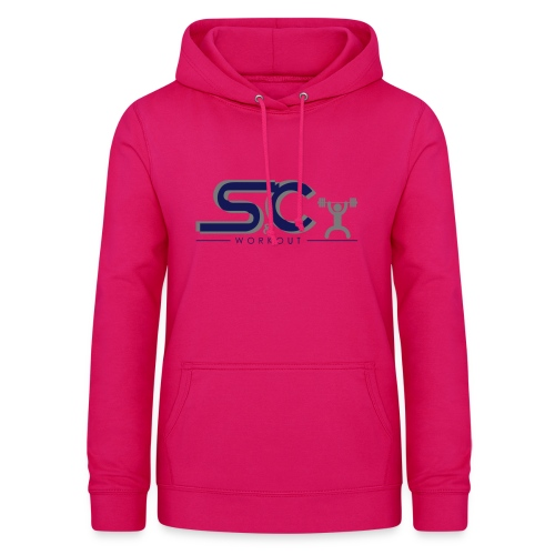 Workout T-Shirt Vrouwen - Vrouwen hoodie