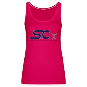 Workout T-Shirt Vrouwen - Vrouwen Premium tank top
