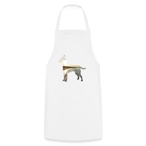Hund-Nordsee - Kochschürze