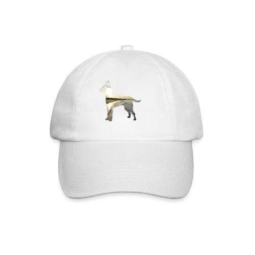 Hund-Nordsee - Baseballkappe