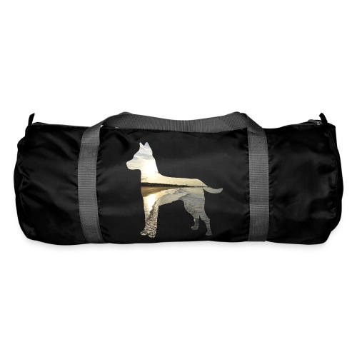 Hund-Nordsee - Sporttasche