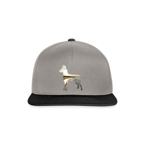 Hund-Nordsee - Snapback Cap