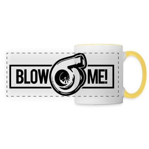 Blow Me Turbo - Panoramic Mug