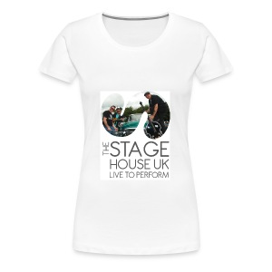 rocket tank top  - Women's Premium T-Shirt