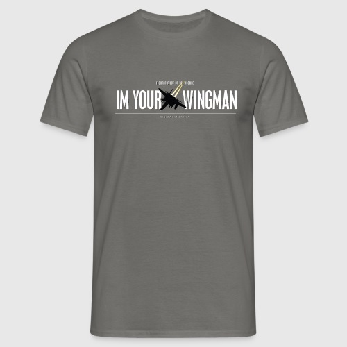 IM YOUR WINGMAN - Herre-T-shirt