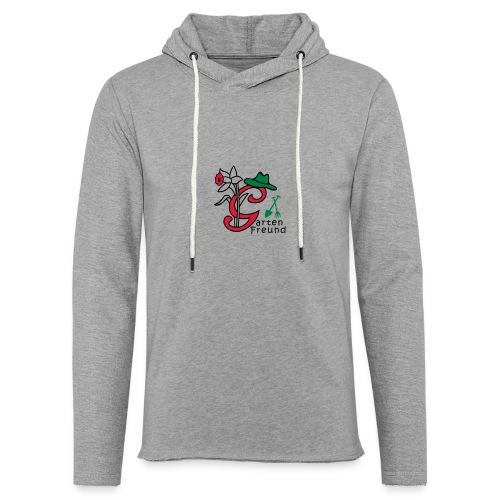 Gartenfreund - Leichtes Kapuzensweatshirt Unisex