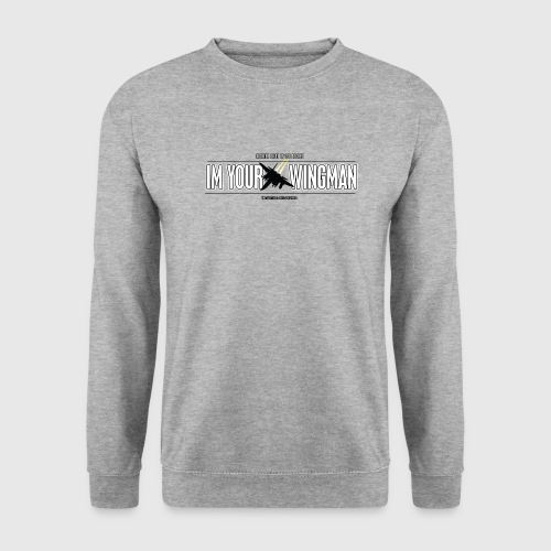 IM YOUR WINGMAN - Herre sweater