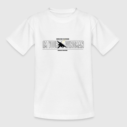 IM YOUR WINGMAN - Børne-T-shirt