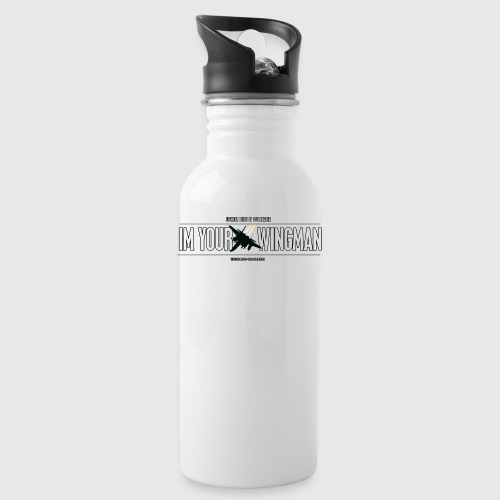 IM YOUR WINGMAN - Drikkeflaske