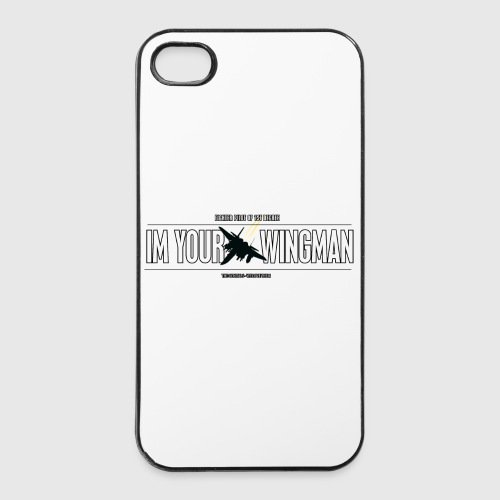 IM YOUR WINGMAN - iPhone 4/4s Hard Case