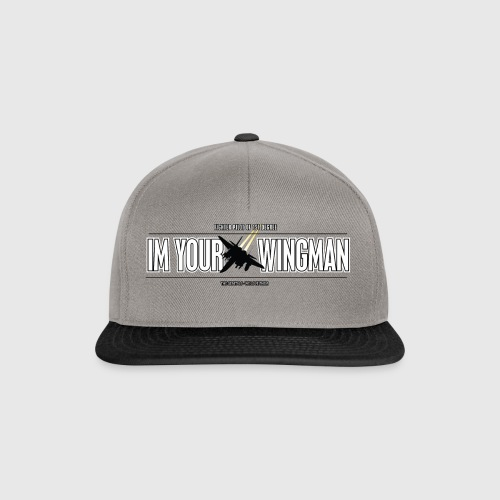 IM YOUR WINGMAN - Snapback Cap