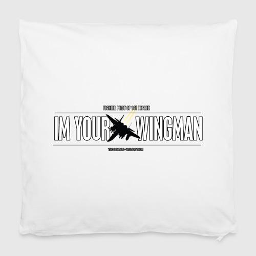 IM YOUR WINGMAN - Pudebetræk 40 x 40 cm