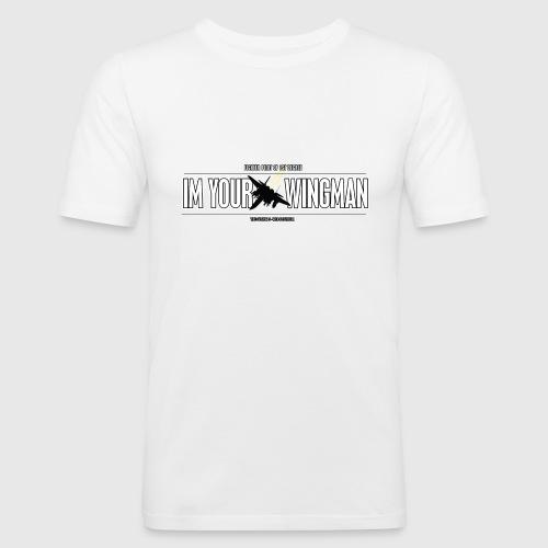 IM YOUR WINGMAN - Herre Slim Fit T-Shirt