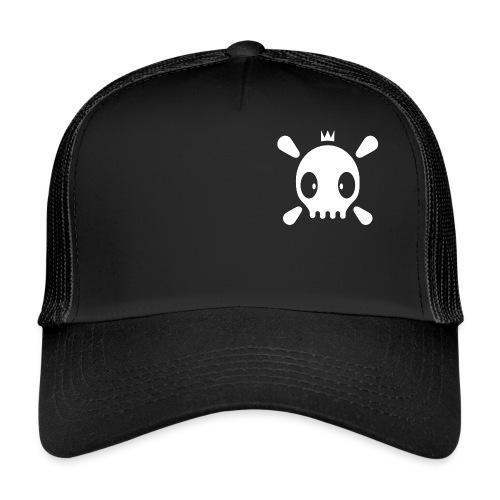 Henri the skull  - Trucker Cap