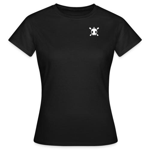 Henri the skull  - Frauen T-Shirt