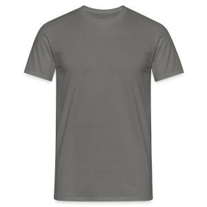 Henri the skull  - Männer T-Shirt