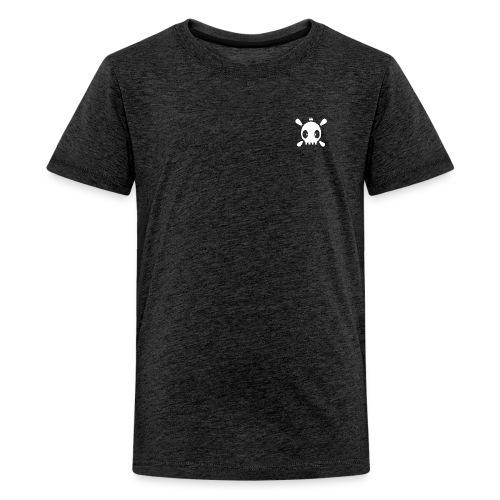 Henri the skull  - Teenager Premium T-Shirt