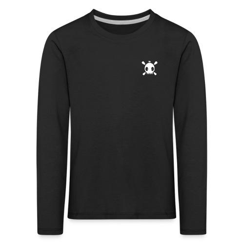 Henri the skull  - Kinder Premium Langarmshirt