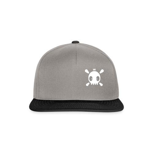Henri the skull  - Snapback Cap