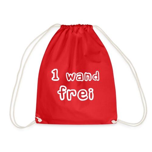 1 wand freies Shirt für Gurls - Turnbeutel
