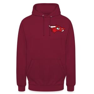Small Dragon Logo - Unisex Hoodie