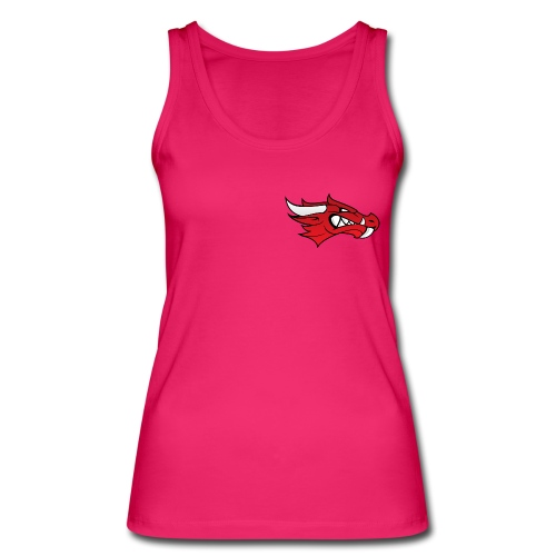 Small Dragon Logo - Women's Organic Tank Top by Stanley & Stella