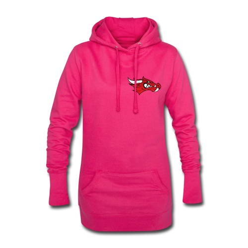 Small Dragon Logo - Hoodie Dress