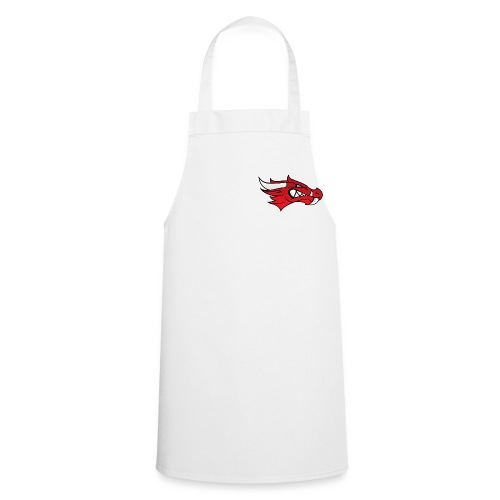 Small Dragon Logo - Cooking Apron