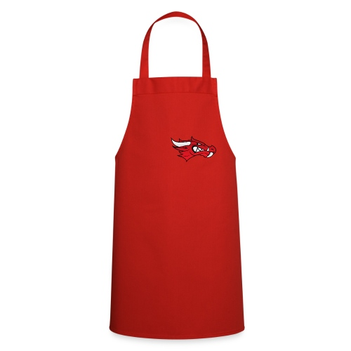 Small Dragon Logo - Cooking Apron