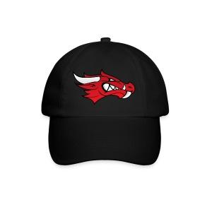 Small Dragon Logo - Baseball Cap