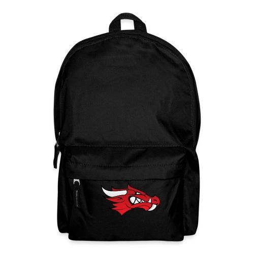 Small Dragon Logo - Backpack