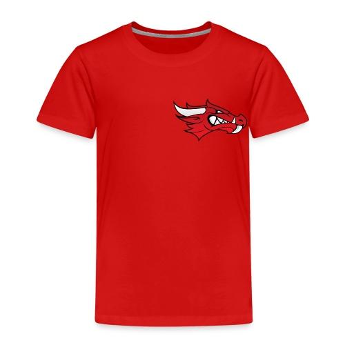 Small Dragon Logo - Kids' Premium T-Shirt