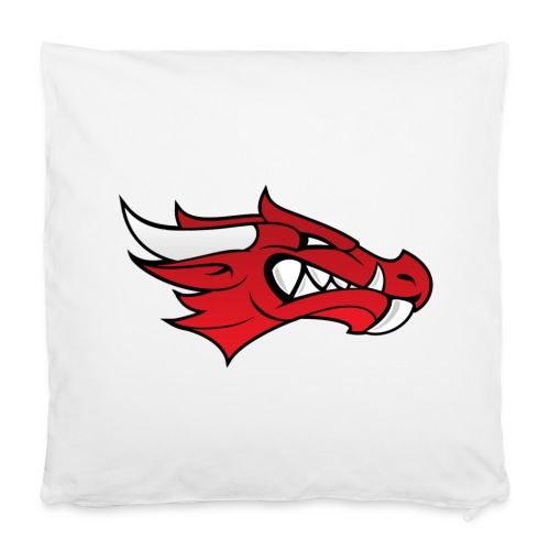 Small Dragon Logo - Pillowcase 40 x 40 cm