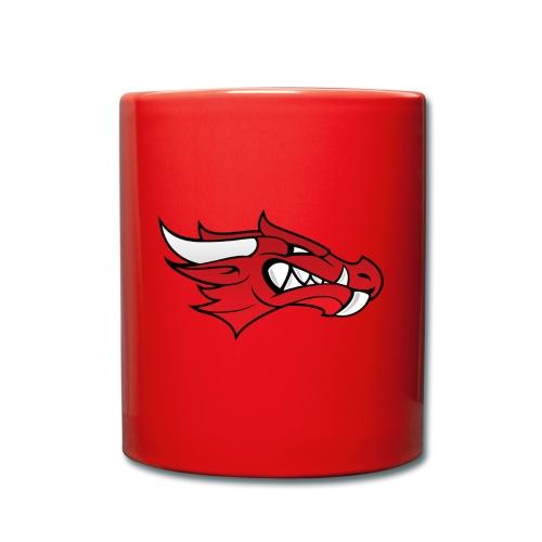 Small Dragon Logo - Full Colour Mug