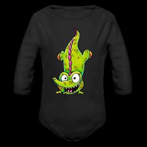 handstand alligator