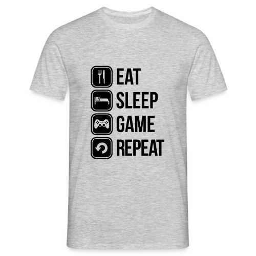 VIE D'UN GEEK - T-shirt Homme