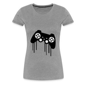 VIE D'UNE GEEK - T-shirt Premium Femme