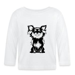 Chihuahua Glitter (zwart) - T-shirt