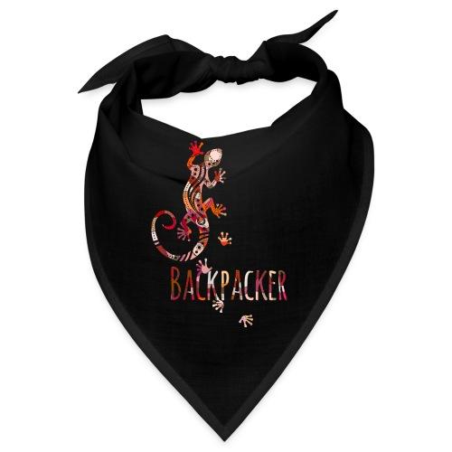 Backpacker - Running Ethno Gecko 4 - Bandana