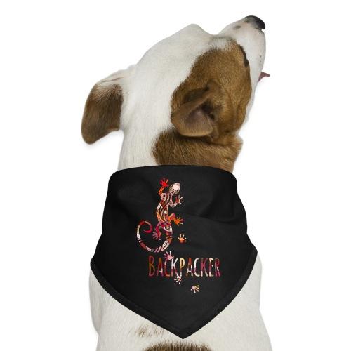 Backpacker - Running Ethno Gecko 4 - Hunde-Bandana