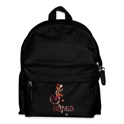 Backpacker - Running Ethno Gecko 4 - Kinder Rucksack