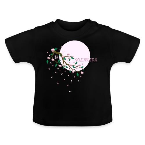 Cherry Blossom Festval Full Moon 1 - Baby T-Shirt