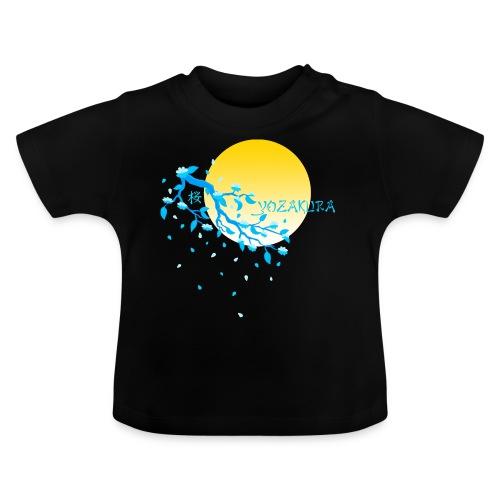 Cherry Blossom Festval Full Moon 2 - Baby T-Shirt