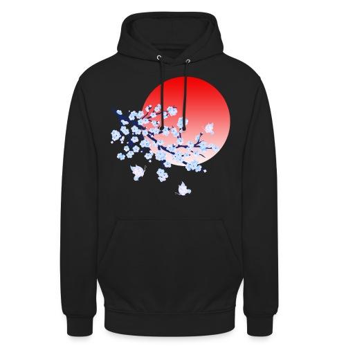 Cherry Blossom Festval Full Moon 4 - Unisex Hoodie